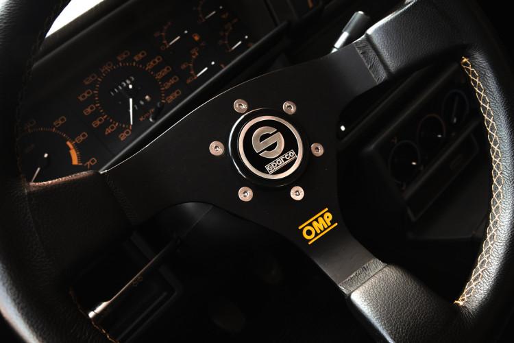 1988 Alfa Romeo 75 Turbo America 29