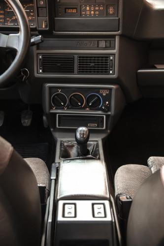 1988 Alfa Romeo 75 Turbo America 22