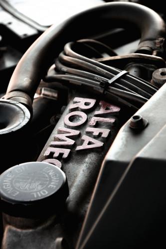 1988 Alfa Romeo 75 Turbo America 13
