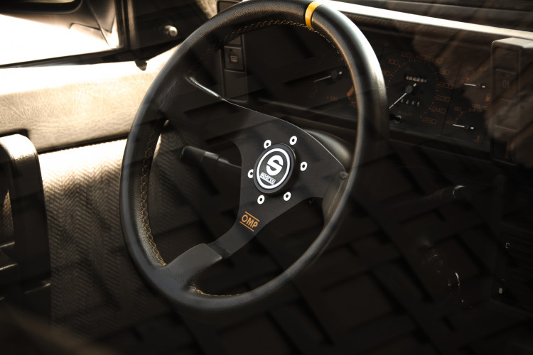 1988 Alfa Romeo 75 Turbo America 35
