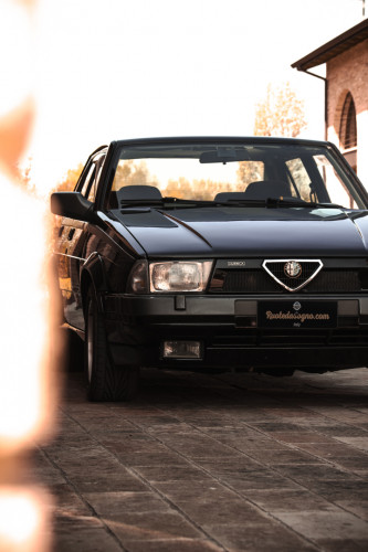 1988 Alfa Romeo 75 Turbo America 4