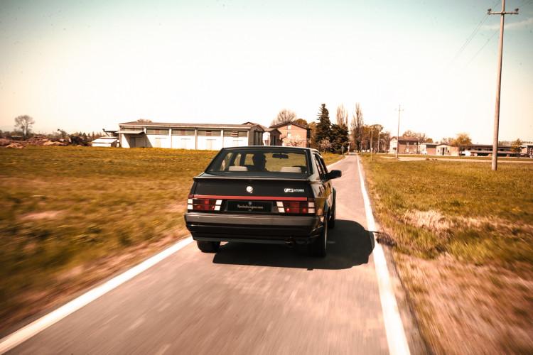 1988 Alfa Romeo 75 Turbo America 5