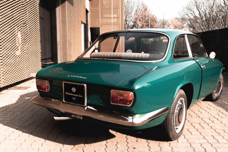 1969 Alfa Romeo GT 1300 Junior Scalino 5