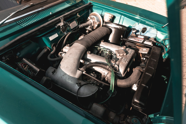 1969 Alfa Romeo GT 1300 Junior Scalino 48