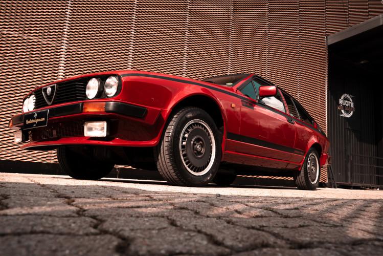 1981 Alfa Romeo Alfetta GTV Gran Prix no. 128 3