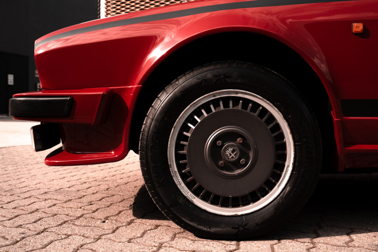 1981 Alfa Romeo Alfetta GTV Gran Prix no. 128 15
