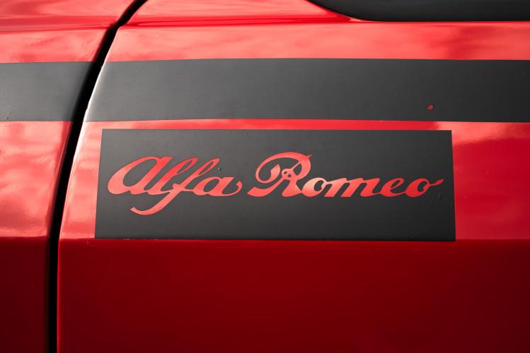 1981 Alfa Romeo Alfetta GTV Gran Prix no. 128 19