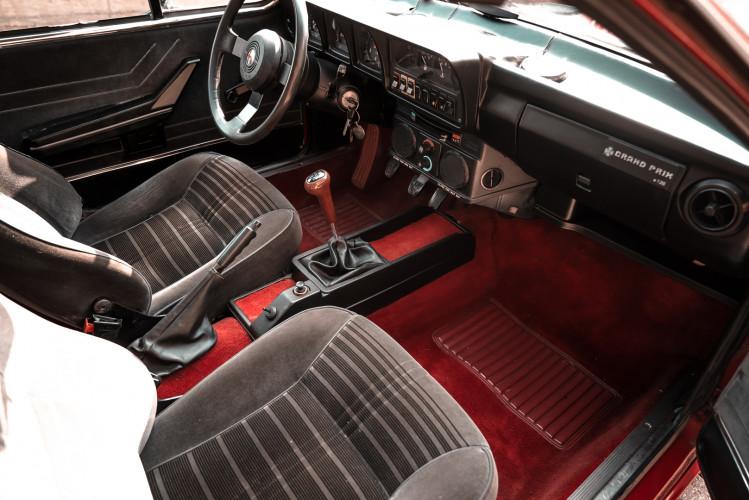 1981 Alfa Romeo Alfetta GTV Gran Prix no. 128 29