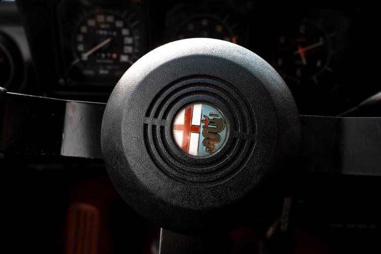 1981 Alfa Romeo Alfetta GTV Gran Prix no. 128 39