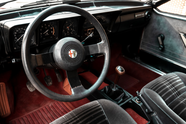 1981 Alfa Romeo Alfetta GTV Gran Prix no. 128 28