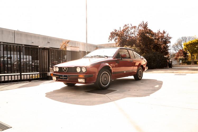 1981 Alfa Romeo Alfetta GTV Gran Prix no. 128 9