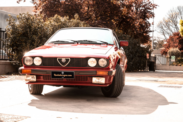 1981 Alfa Romeo Alfetta GTV Gran Prix no. 128 13