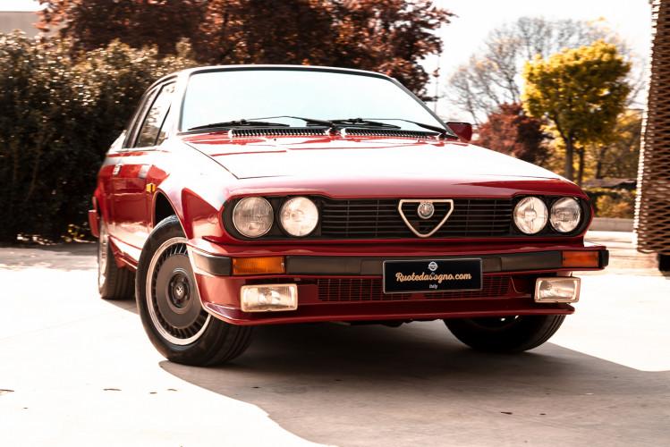 1981 Alfa Romeo Alfetta GTV Gran Prix no. 128 11