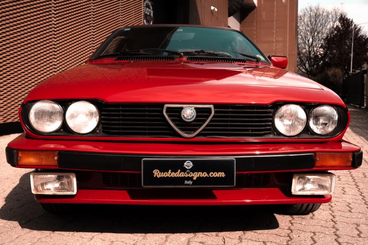 1981 Alfa Romeo Alfetta GTV Gran Prix no. 128 1
