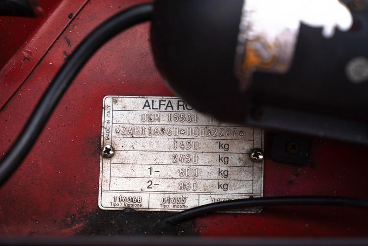 1981 Alfa Romeo Alfetta GTV Gran Prix no. 128 47