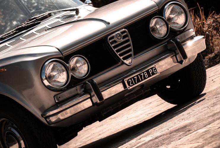 1973 Alfa Romeo Giulia Super 1.6 16
