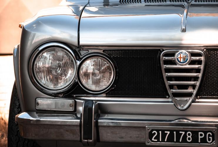 1973 Alfa Romeo Giulia Super 1.6 25