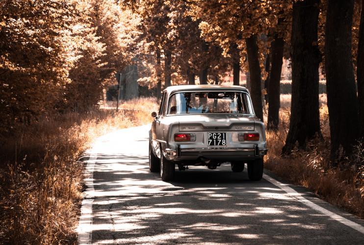 1973 Alfa Romeo Giulia Super 1.6 10