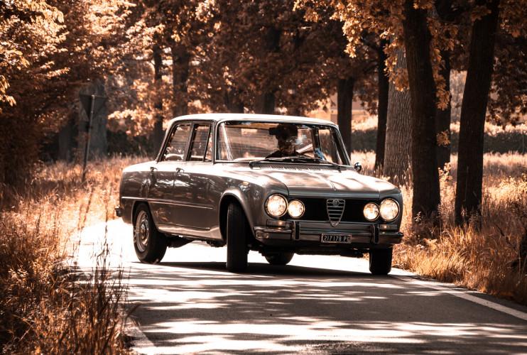 1973 Alfa Romeo Giulia Super 1.6 5