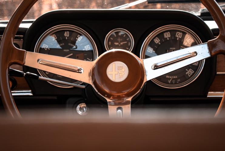 1973 Alfa Romeo Giulia Super 1.6 36