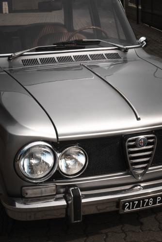 1973 Alfa Romeo Giulia Super 1.6 3