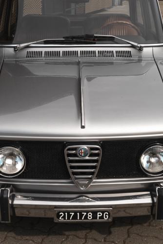 1973 Alfa Romeo Giulia Super 1.6 4