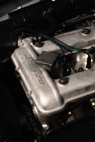 1973 Alfa Romeo Giulia Super 1.6 34