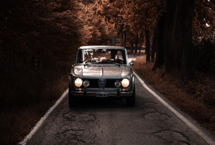 1973 Alfa Romeo Giulia Super 1.6 1