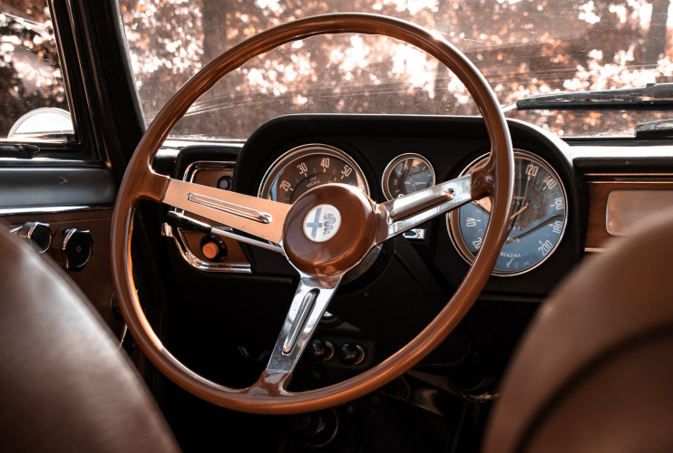 1973 Alfa Romeo Giulia Super 1.6 41