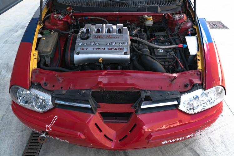 2001 Alfa Romeo 156 Challenge Cup 29