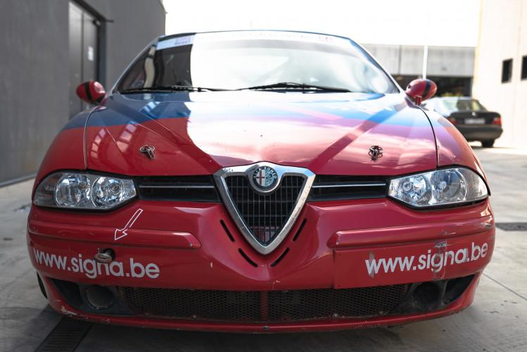2001 Alfa Romeo 156 Challenge Cup 1