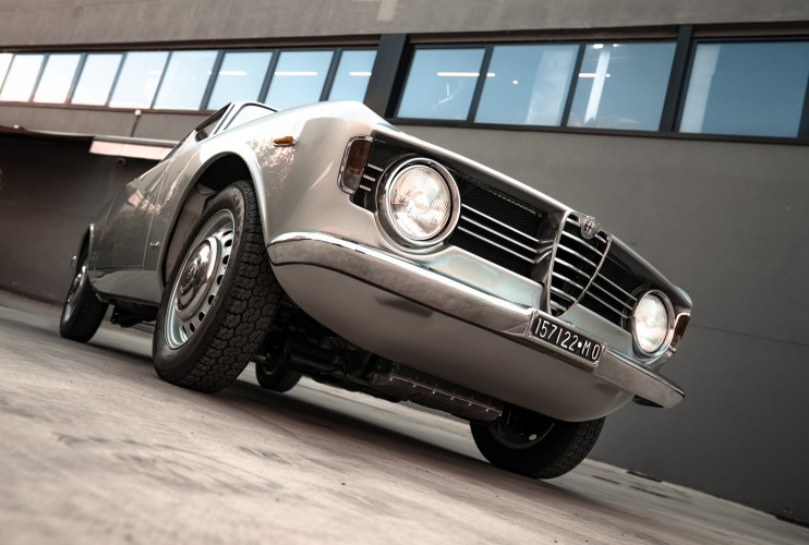 1967 Alfa Romeo Giulia Sprint GT 1600 5