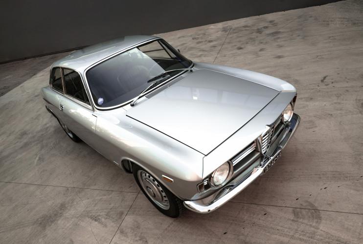 1967 Alfa Romeo Giulia Sprint GT 1600 7