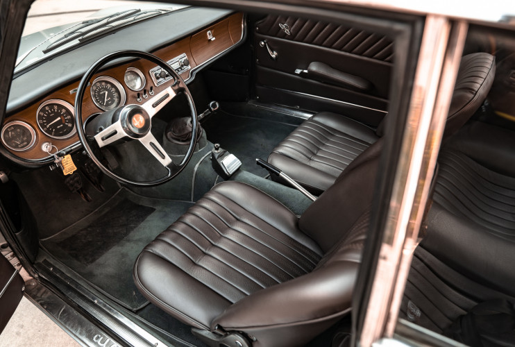 1967 Alfa Romeo Giulia Sprint GT 1600 32