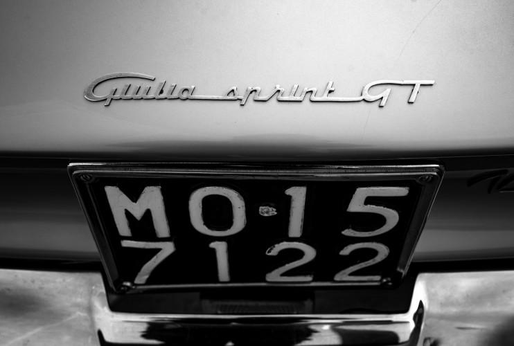 1967 Alfa Romeo Giulia Sprint GT 1600 18