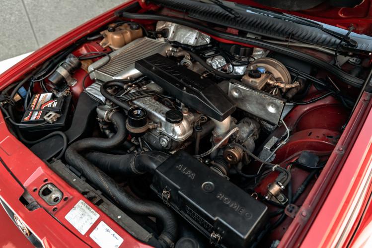 1987 Alfa Romeo 75 Turbo Evoluzione 42