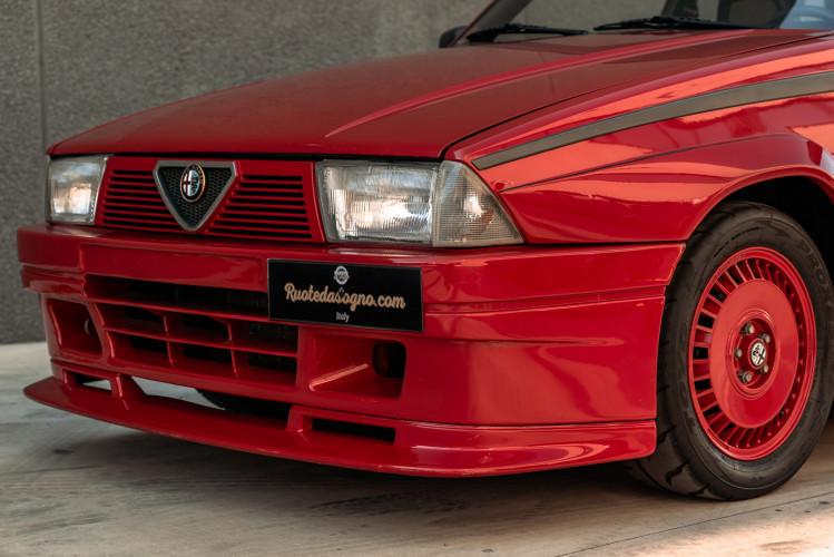 1987 Alfa Romeo 75 Turbo Evoluzione 10