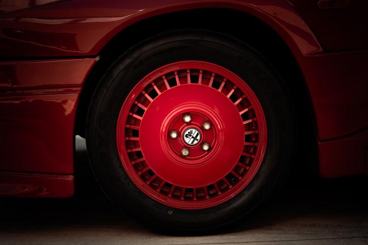 1987 Alfa Romeo 75 Turbo Evoluzione 11