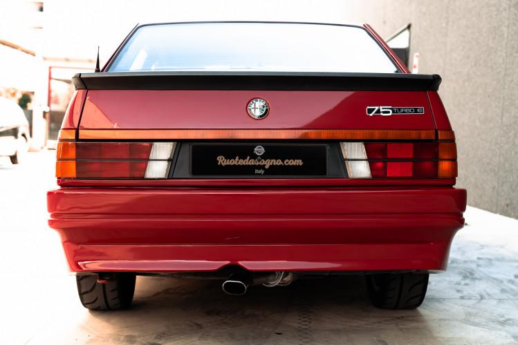 1987 Alfa Romeo 75 Turbo Evoluzione 3