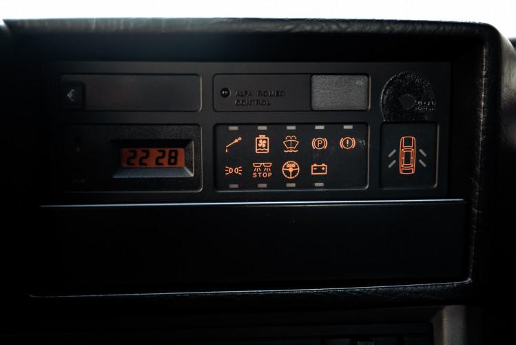1987 Alfa Romeo 75 Turbo Evoluzione 35