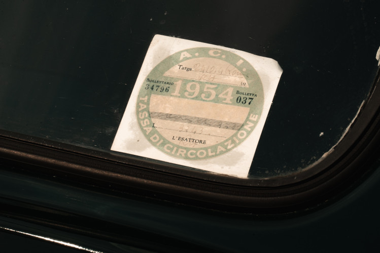 1952 Alfa Romeo 1900 23