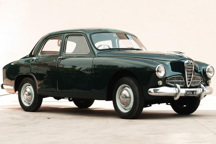 1952 Alfa Romeo 1900 0