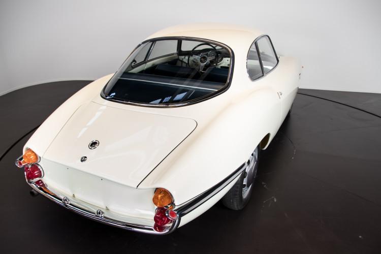 1961 Alfa Romeo Giulietta SS Sprint Speciale 7