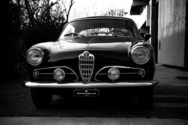 1955 Alfa Romeo 1900 C Super Sprint 12