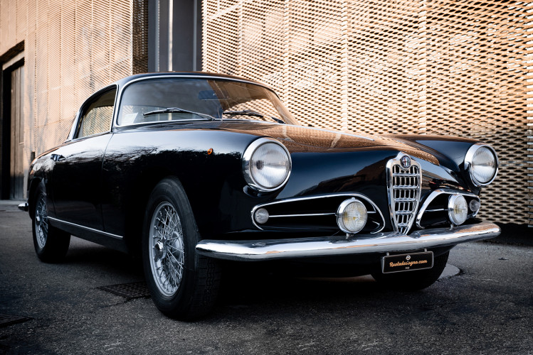1955 Alfa Romeo 1900 C Super Sprint 0