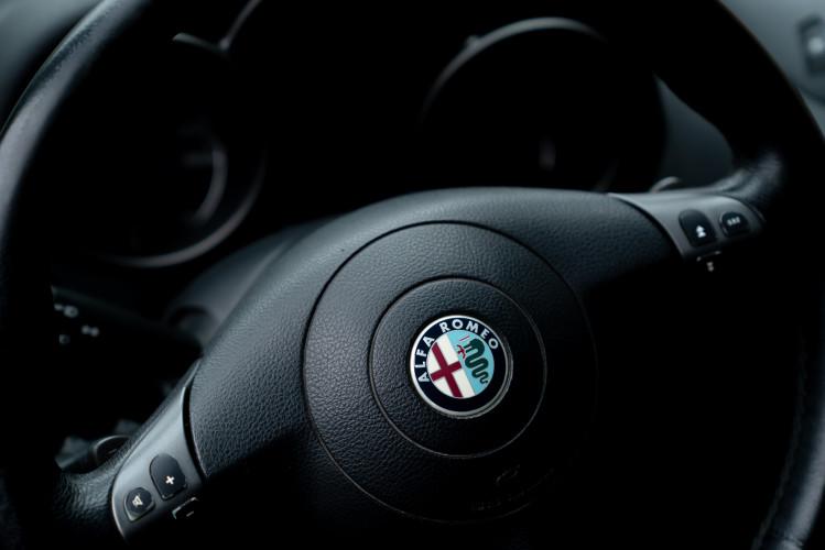 2005 Alfa Romeo 147 GTA Selespeed 10