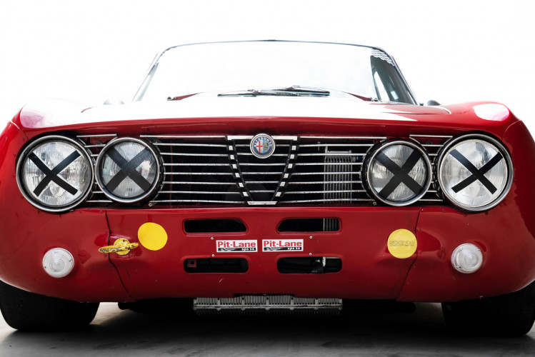 1971 ALFA ROMEO 2000 GT VELOCE GR. 2 46