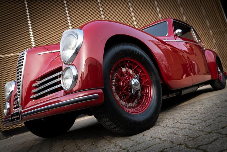 1947 Alfa Romeo Freccia d'oro 6C 2500 Sport 17