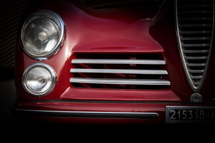 1947 Alfa Romeo Freccia d'oro 6C 2500 Sport 23