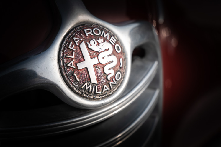1947 Alfa Romeo Freccia d'oro 6C 2500 Sport 34